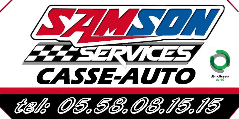 Logo SARL SAMSON SERVICES